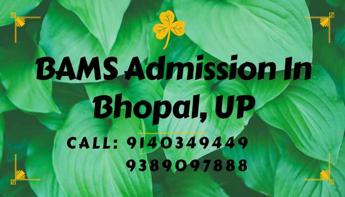 bams admission in bhopal