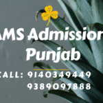 bams admission in punjab